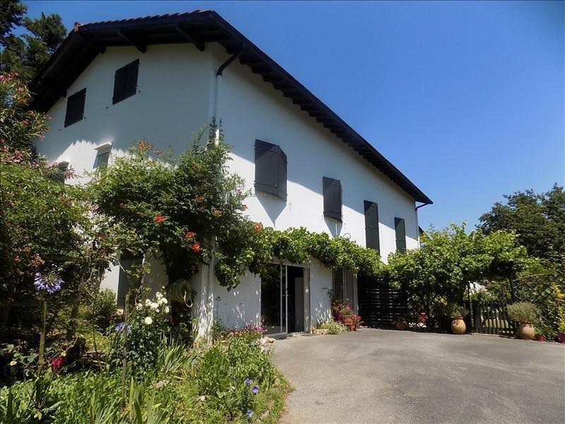 Vente de prestige maison / villa St pee sur nivelle 576000€ - Photo 1