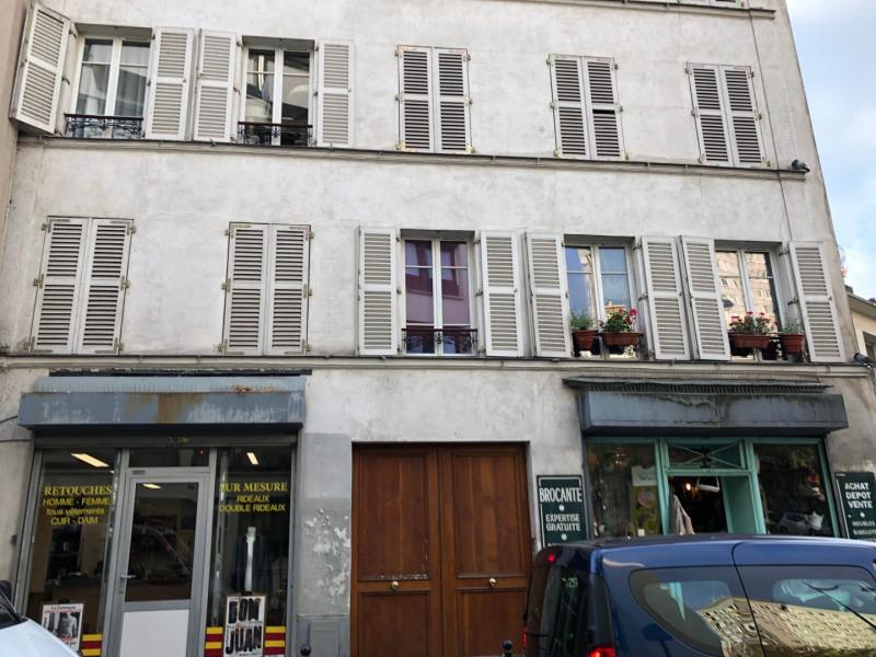Vente appartement Paris 20ème 110000€ - Photo 10