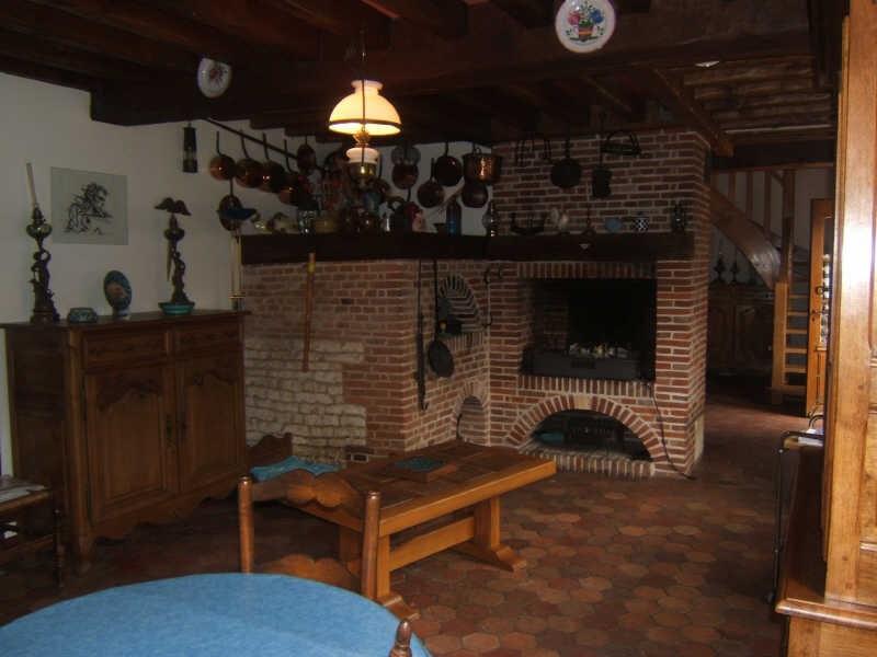 Sale house / villa Francastel 300000€ - Picture 6