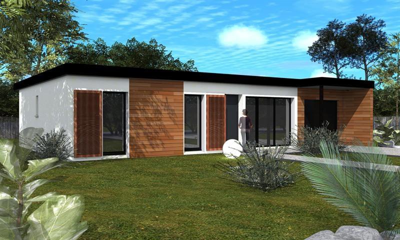 Maison  4 pièces + Terrain 1056 m² Roaillan (33210) par TANAIS HABITAT