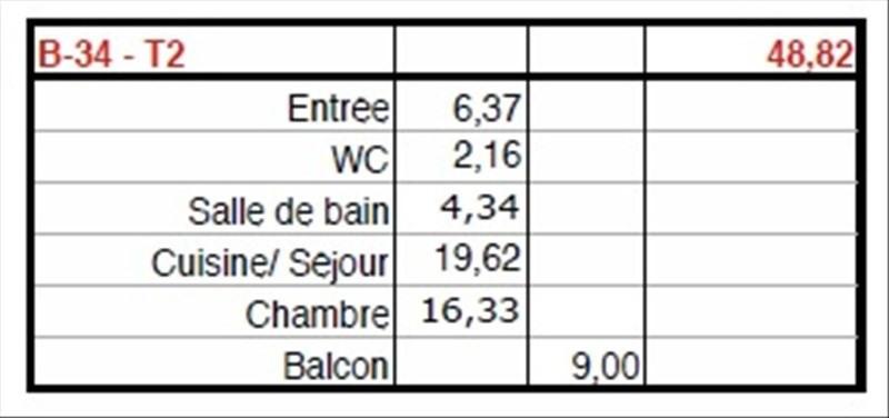Produit d'investissement appartement Soissons 113000€ - Photo 2