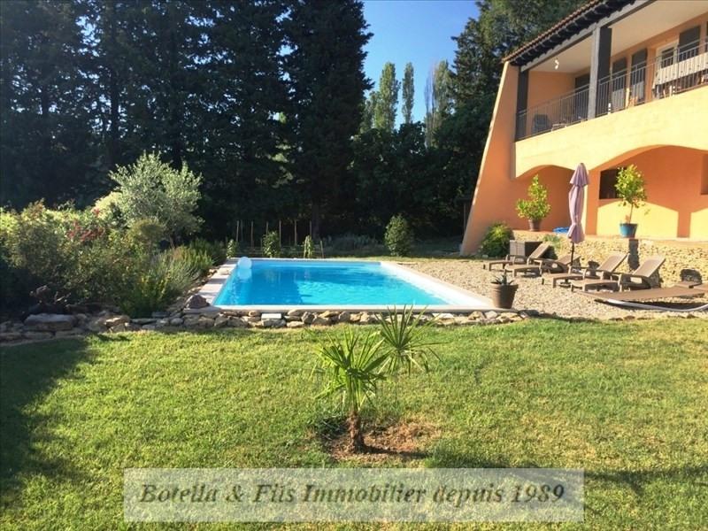 Sale house / villa Uzes 630000€ - Picture 1