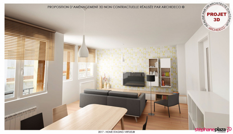 Vente appartement Montmorency 159000€ - Photo 1