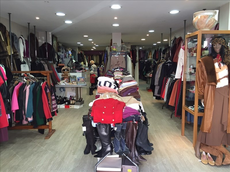 Vente boutique La varenne st hilaire 60000€ - Photo 1