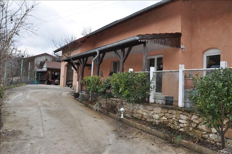 Sale house / villa Vouglans 175000€ - Picture 1