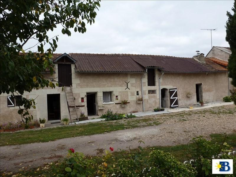 Vente maison / villa St gervais les trois cloch 107000€ - Photo 2