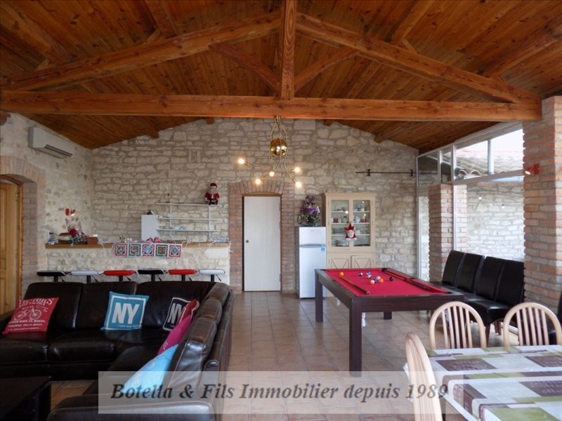 Vente maison / villa Barjac 319 000€ - Photo 2