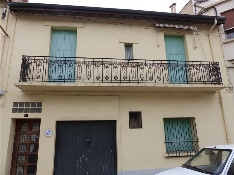 Sale house / villa Beziers 117 000€ - Picture 1