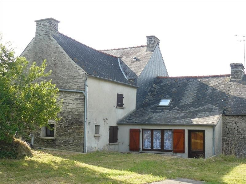 Sale house / villa Josselin 29 000€ - Picture 2