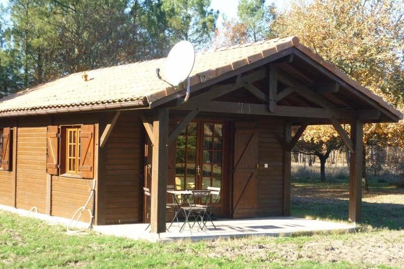 Sale house / villa Belhade 85000€ - Picture 1