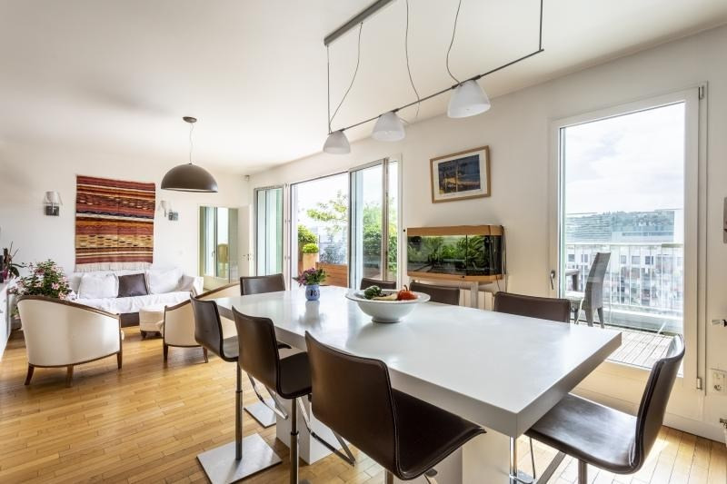 Deluxe sale apartment Boulogne billancourt 1165000€ - Picture 2