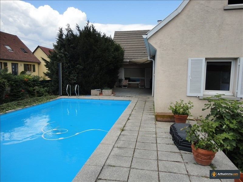 Vente maison / villa Eguisheim 369000€ - Photo 1