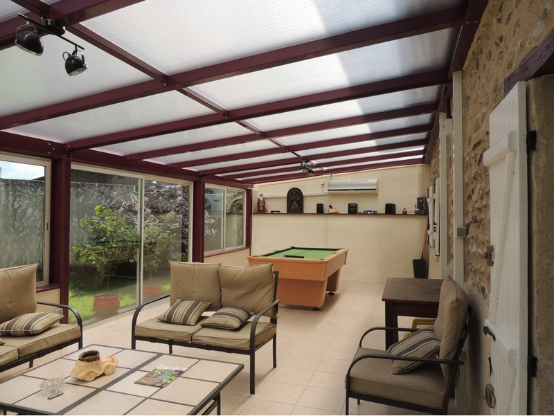Vente maison / villa Chateauneuf de galaure 269000€ - Photo 5