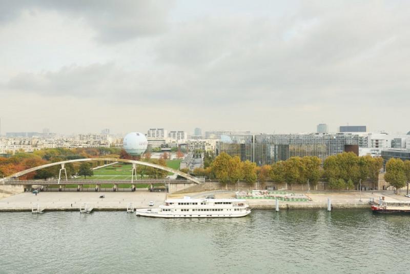 Vente de prestige appartement Paris 16ème 1050000€ - Photo 10