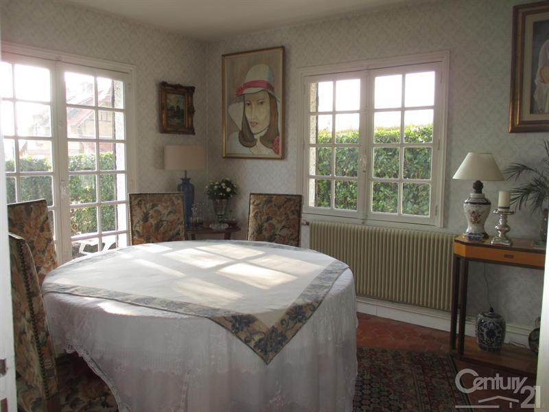 Vente de prestige maison / villa Canapville 605000€ - Photo 6