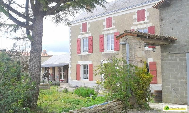 Vente maison / villa Aigre 142 000€ - Photo 21