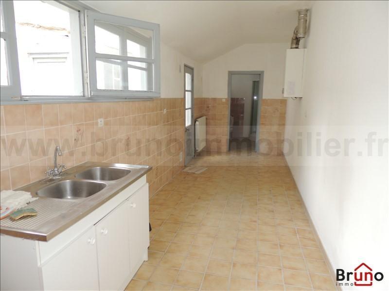 Verkoop  appartement Le crotoy 115500€ - Foto 4