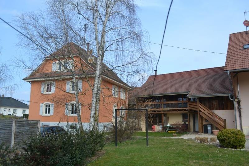 Rental house / villa Burnhaupt le bas 1150€ CC - Picture 9