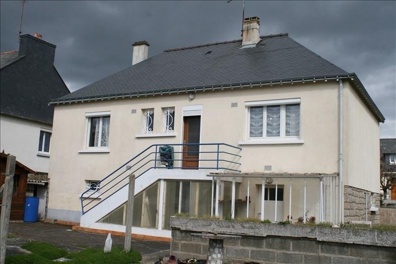 Vente maison / villa Josselin 114400€ - Photo 1