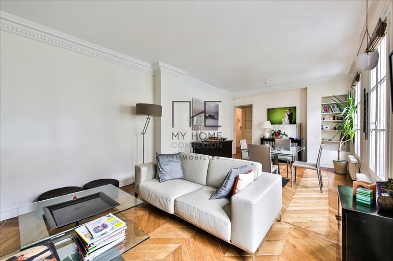 Sale apartment Paris 17ème 860 000€ - Picture 4