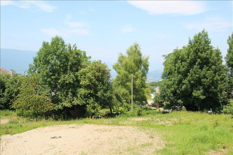 Verkoop  stukken grond Chambery 167000€ - Foto 2