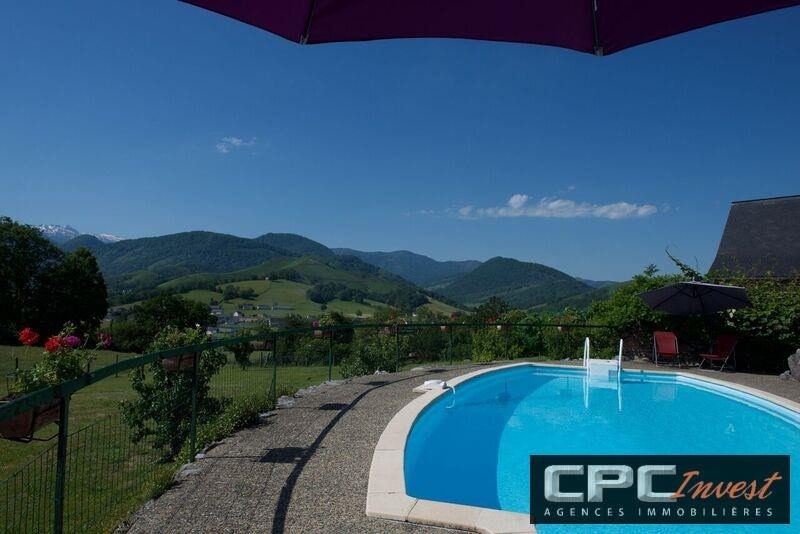 Vente de prestige maison / villa Lanne en baretous 399000€ - Photo 1