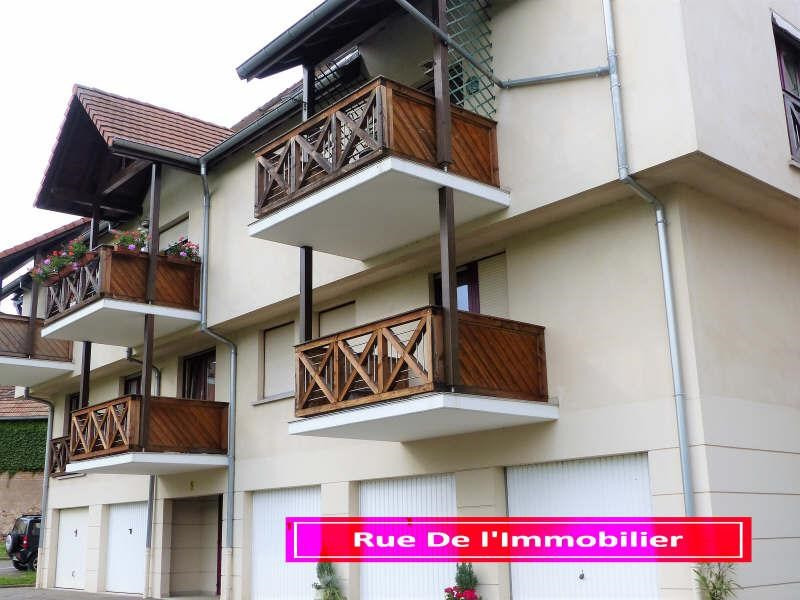 Sale apartment Osthoffen 173 595€ - Picture 1