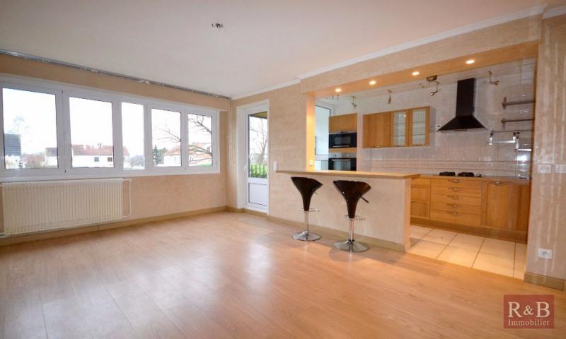 Vente appartement Les clayes sous bois 208000€ - Photo 2