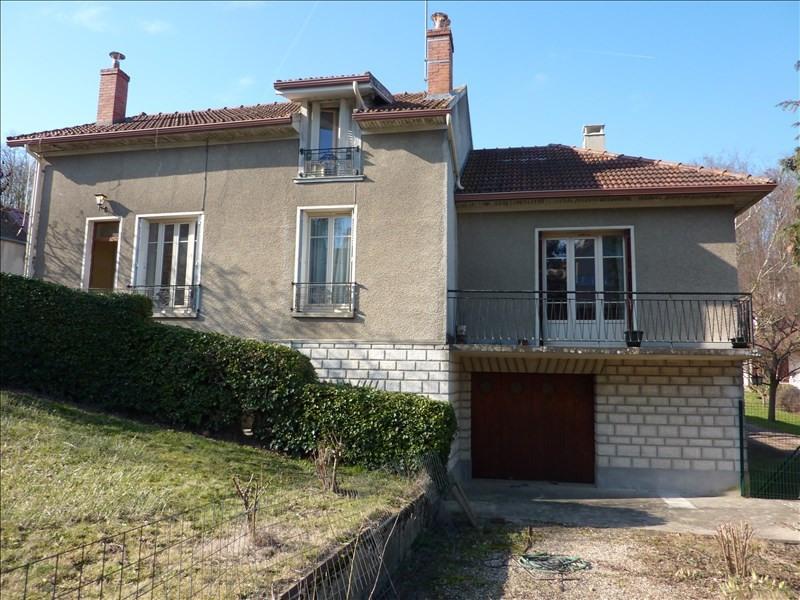 Location maison / villa Gometz le chatel 1172€ CC - Photo 1