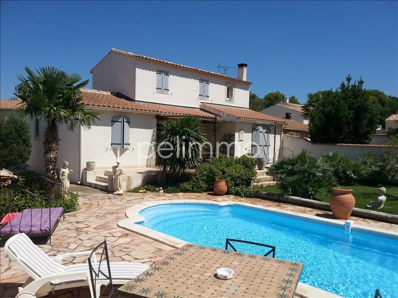 Vente maison / villa St cannat 472 000€ - Photo 1