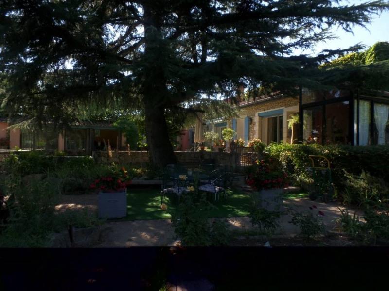 Sale house / villa Caumont-sur-durance 517000€ - Picture 9