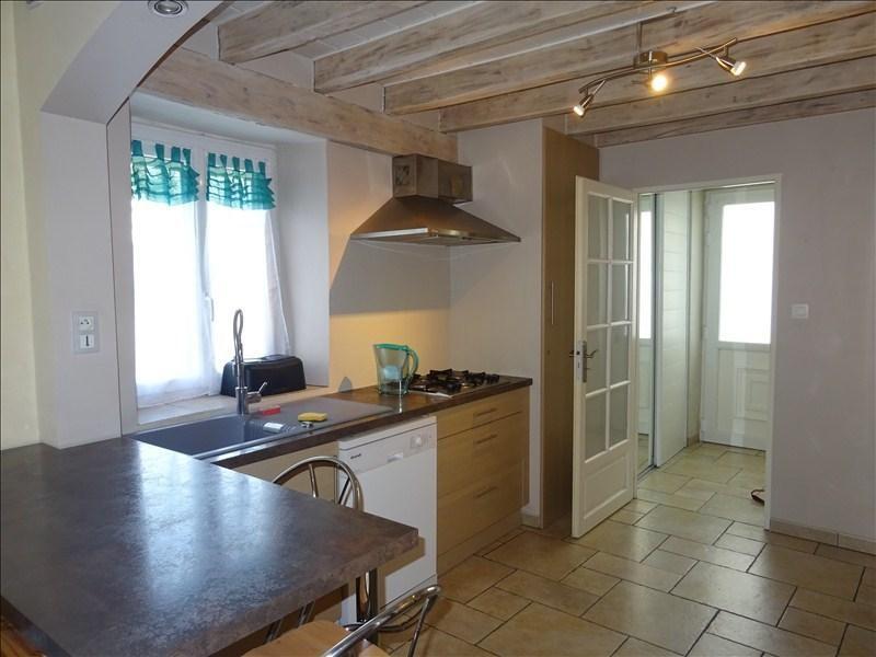 Vente maison / villa St jean de bournay 122500€ - Photo 1