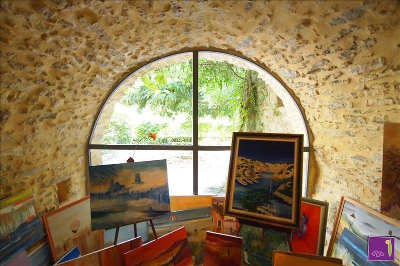 Vente de prestige maison / villa St paulet de caisson 560000€ - Photo 8