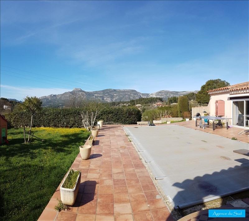 Vente de prestige maison / villa Roquevaire 599000€ - Photo 1