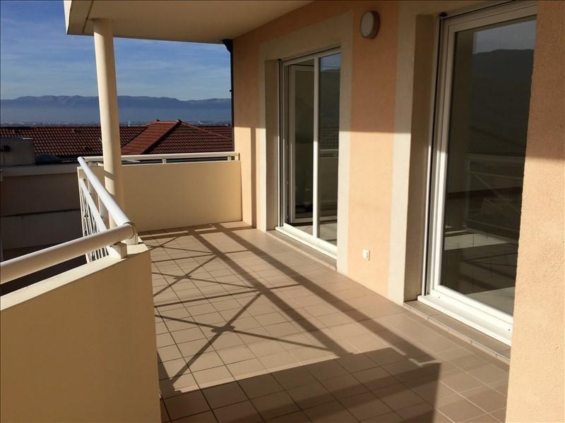 Vente de prestige appartement Vetraz monthoux 578000€ - Photo 1
