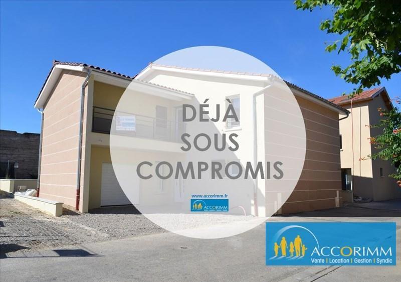 Venta  casa Toussieu 335000€ - Fotografía 1