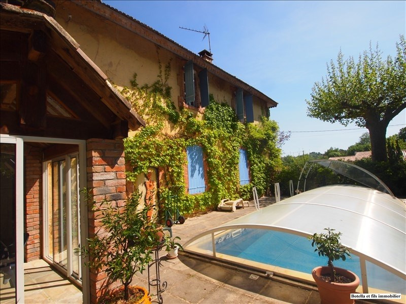 Vente maison / villa Uzes 339 000€ - Photo 4
