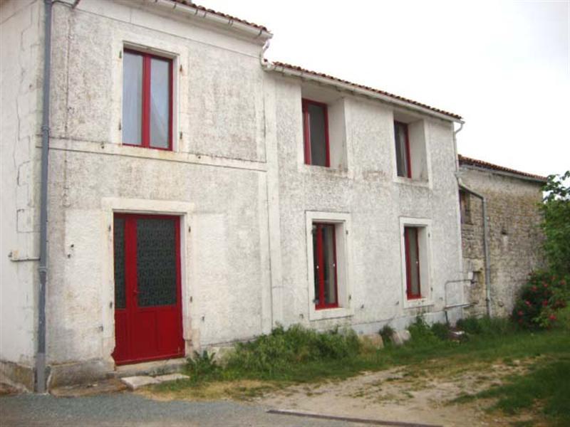 Vente maison / villa Doeuil-sur-le-mignon 127800€ - Photo 1