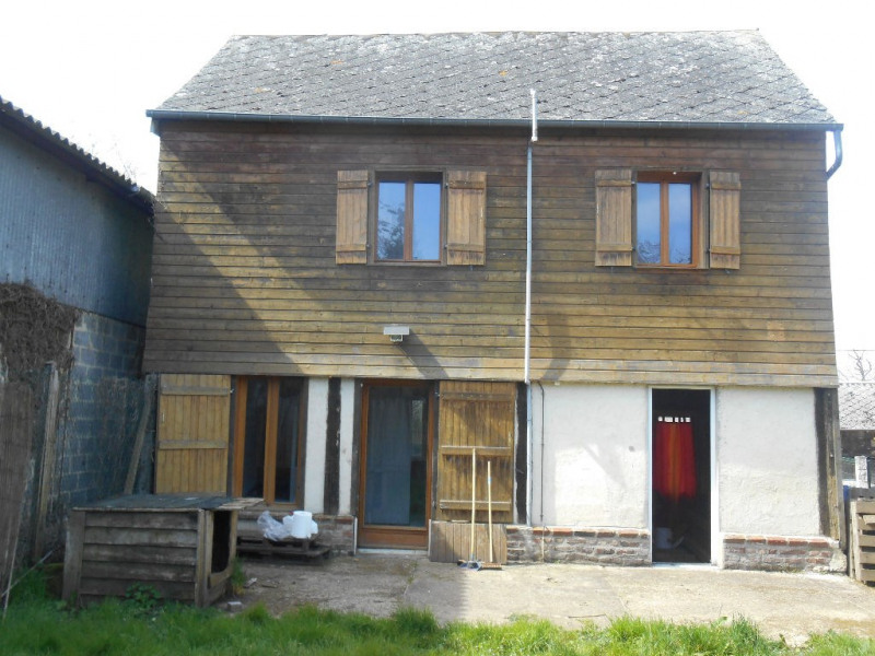 Venta  casa Le crocq 86000€ - Fotografía 1