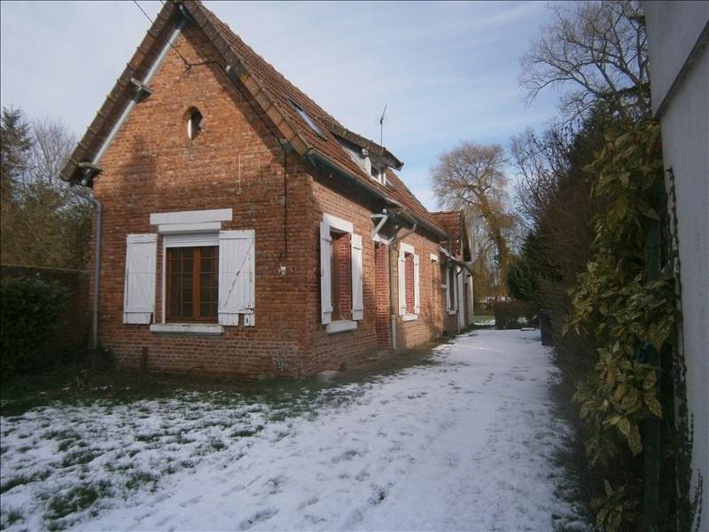 Sale house / villa Peronne 97000€ - Picture 1