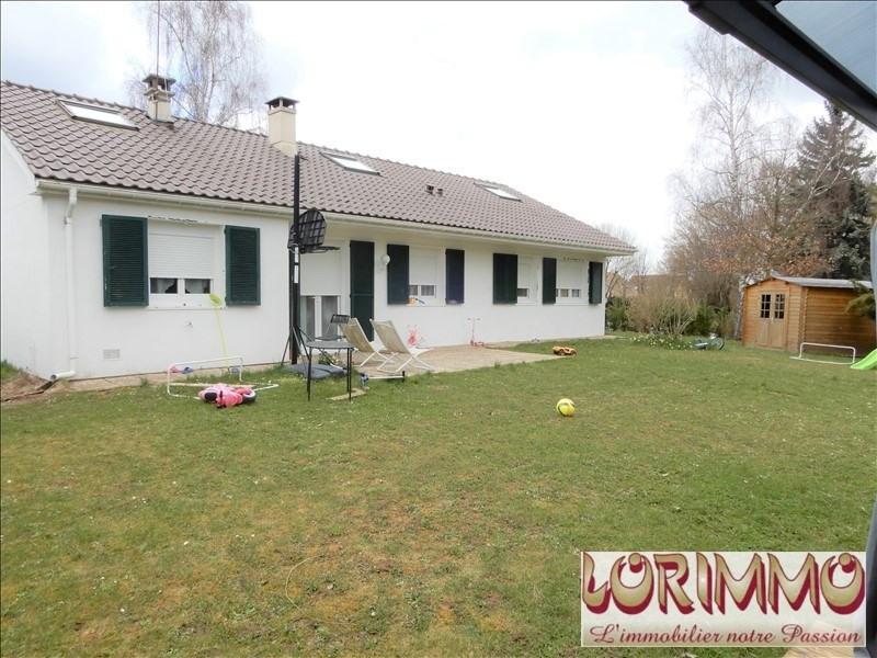 Vente maison / villa Mennecy 332000€ - Photo 1