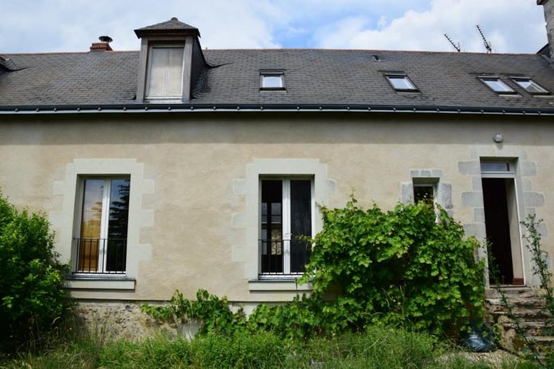 Rental house / villa Chaumont d'anjou 500€ CC - Picture 1