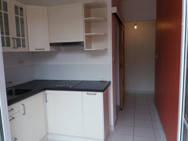 Sale apartment Grenoble 99000€ - Picture 1