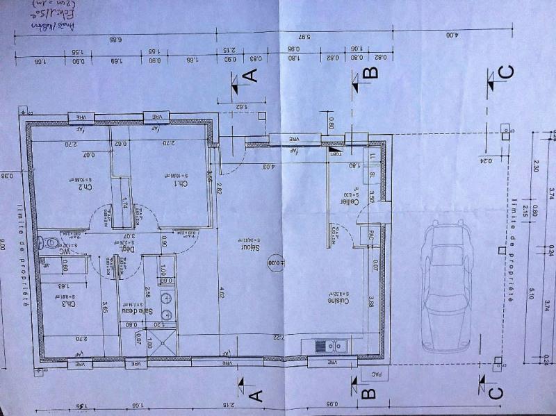 Sale house / villa Clavette 229000€ - Picture 2