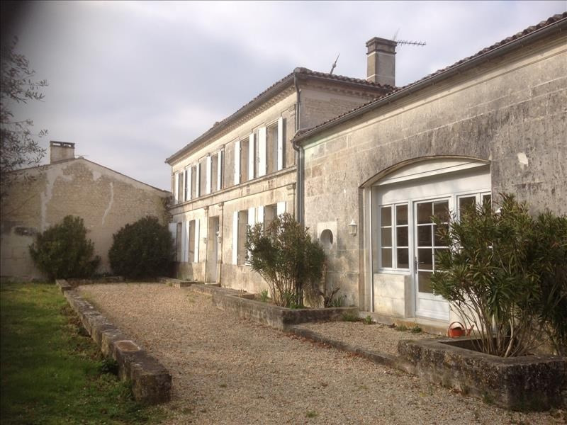 Vente maison / villa Brives sur charente 310 300€ - Photo 1