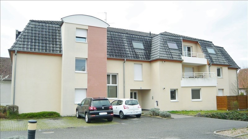 Sale apartment Kembs 242 000€ - Picture 1