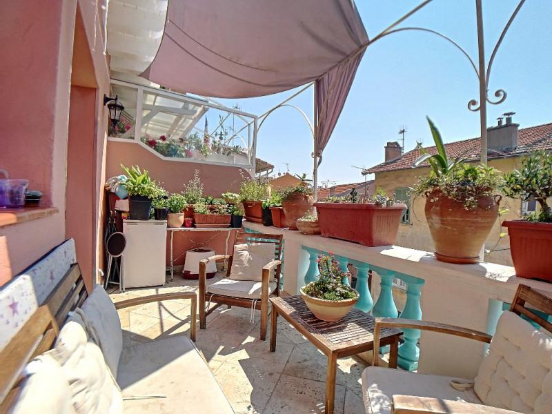 Vente appartement Beausoleil 580000€ - Photo 1