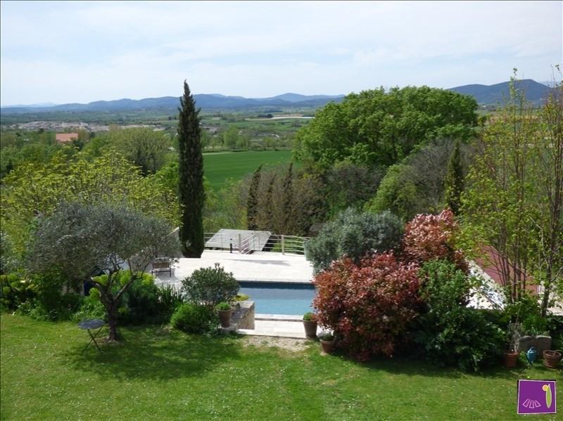 Verkoop van prestige  huis Barjac 495000€ - Foto 2