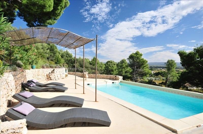 Vente de prestige maison / villa Le barroux 895000€ - Photo 3