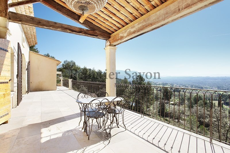 Verkoop van prestige  huis Le tholonet 1490000€ - Foto 1